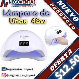 LAMPARA DE UÑAS 48 W
