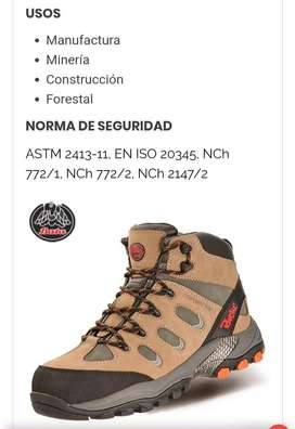 Zapatillas de seguridad Bata Industrials Footwear