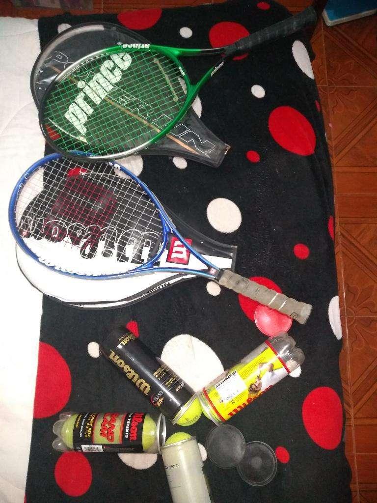 Raquetas de Tenis 0