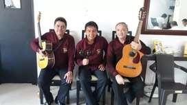 TRIO ROMÁNTICOS D' SIEMPRE LA INNOVACIÓN MUSICAL DE LOS TRIOS EN BARRANQUILLA