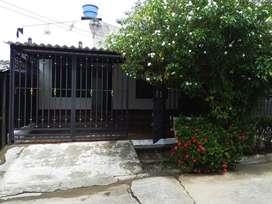 Se arrienda casa totalmente independiente en el barrio las Catleyas al lado de la escuela del barrio Jardín.