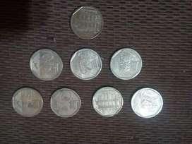 Vendo Monedas de Colección de Un Sol