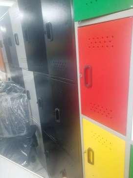 Lockers de 6 puestos