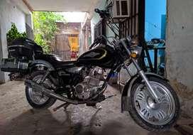 Moto Appia Hardwind 200cc