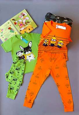 Pijama Niño Pantalón Largo