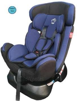 Silla/asiento Para Niño/niña De Auto (portabebé) Con Isofix