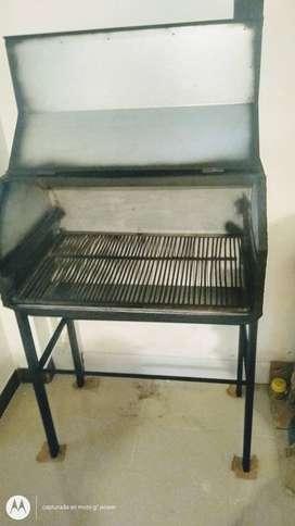 BBQ asador