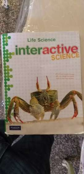 Interactive science, editorial Pearson
