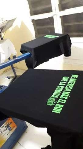 Camisetas básicas personalizadas, al mayor.