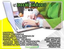 Diseño Gráfico,publicidad, Artes gráficas,marketing, diseño de logo