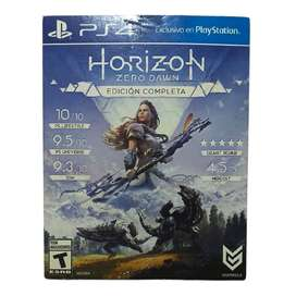Horizon Zero Dawn Ps4 Versión Completa