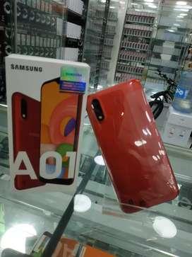 Samsung A01 nuevo 32 gb