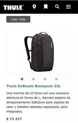 BOLSO, SALVEQUE, BACK PACK