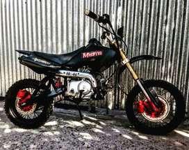 Pitbike motomel 70cc minicross enduro