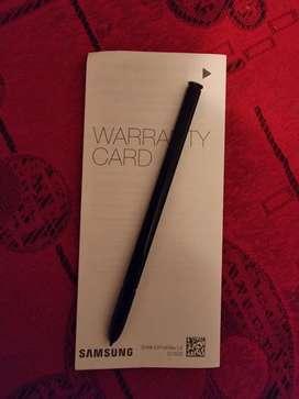 Venta o cambio de S pen SG Note 20 Ultra por S Pen SG S21 Ultra + Estuche