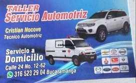 taller carros - mecanico automotriz a domicilio