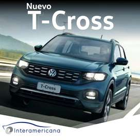 VOLKSWAGEN T-CROSS - 2021 | INTERAMERICANA NORTE
