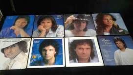 Colección discos lp Roberto Carlos