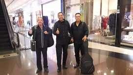 Serenatas Mocana bantú trio