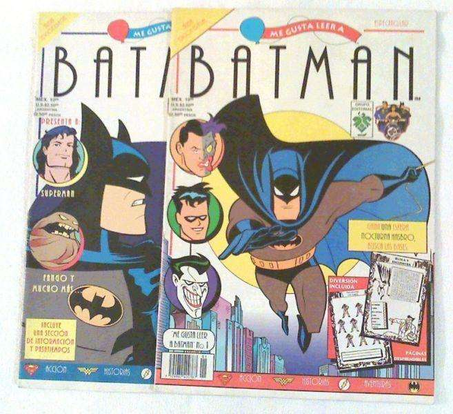 REVISTA COMIC BATMAN 0