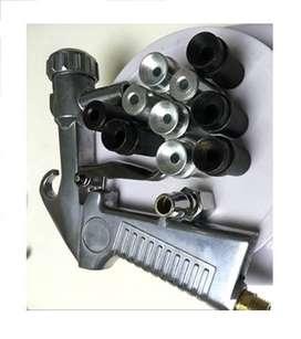 Herramienta Profesional 10 Boq Metalinas Sandblasting Sandblaster