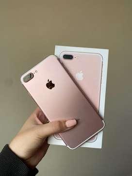 Se vende iphone 7 plus de 32G