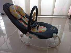 Silla hamaca para bebe