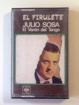 Casetes Usados - Musica Nacional - Tango Folclore y otros - Precio por Unidad