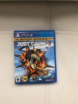 Just cause 3 ( day one edition)