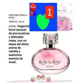 Perfume Rose & Rose  (NUEVA Y SELLADA) PORQUE TE LO MERECES