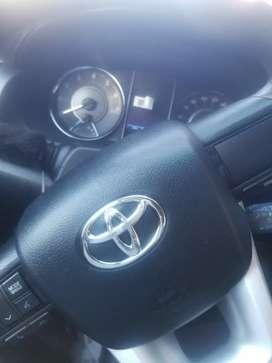 Vendo de Oportunidad Toyota Fortuner 2019 único dueño