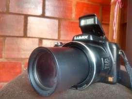 Cámara Digital Panasonic Lumix Dmc-lz40