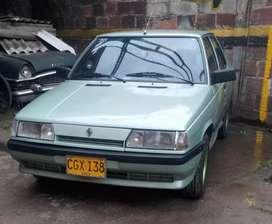 Se vende Renault 9 en buenas condiciones