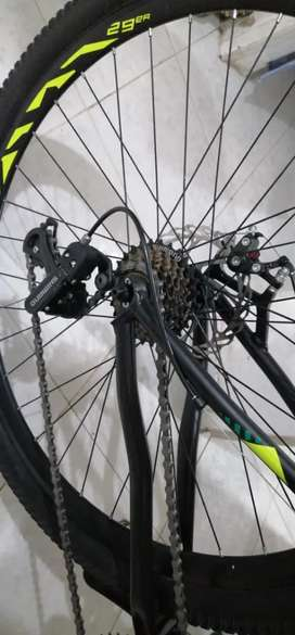 Vendo hermosa cicla GW Rin 29 JACKAL