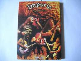 imperio regreso vivo edic. limitada consultar dvd cd sellado
