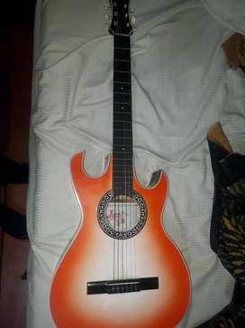 Guitarra custica