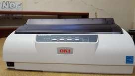 Impresora OKI para texto o facturar