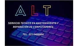 TECNICO EN REPARACION Y MANTENIMIENTO DE COMPUTADORES