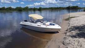 Vendo riñia 510 con mercury 40hp