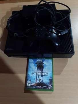 Xbox one con más de 15 juegos