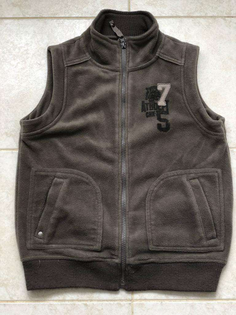 Chaleco Polar Cheeky Talle 10. Impecable. 699 0