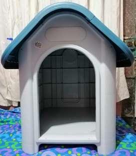 Casa para perro nuevo