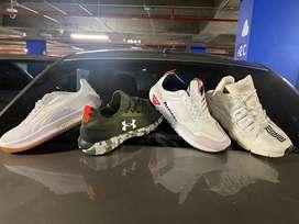 Zapatos de lujo. Tenis