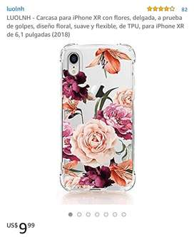 Estuche iphone xr