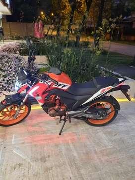 Vendo moto SUKIDA STIFF