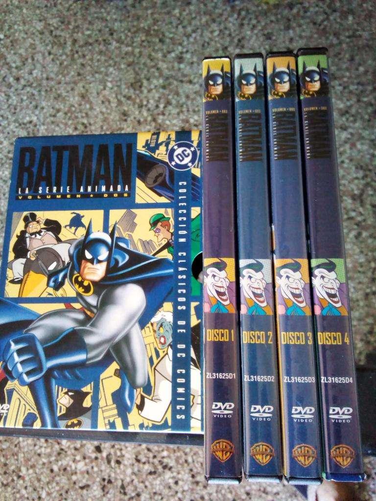 dvd batman 0