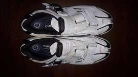 Vendo zapatillas para bicicleta Shimano Dynalast
