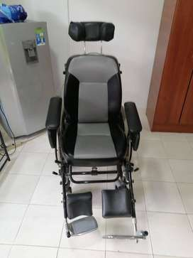 Silla De Ruedas Reclinable Neurologica