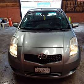 TOYOTA YARIS 2007 HATCHBACK