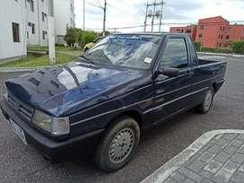 Se vende una camioneta marca Fiat